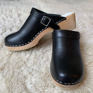 Hanna Andersson Clogs Womens 39